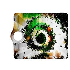 Fractal Universe Computer Graphic Kindle Fire Hdx 8 9  Flip 360 Case