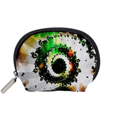 Fractal Universe Computer Graphic Accessory Pouches (Small)