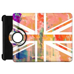 Union Jack Abstract Watercolour Painting Kindle Fire HD 7