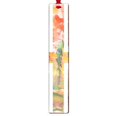 Union Jack Abstract Watercolour Painting Large Book Marks