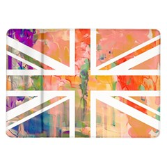 Union Jack Abstract Watercolour Painting Samsung Galaxy Tab 10 1  P7500 Flip Case