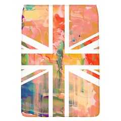 Union Jack Abstract Watercolour Painting Flap Covers (s)