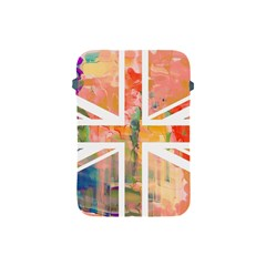 Union Jack Abstract Watercolour Painting Apple Ipad Mini Protective Soft Cases