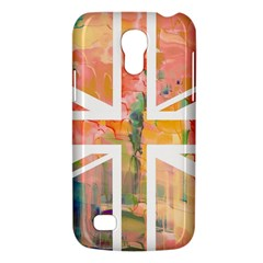 Union Jack Abstract Watercolour Painting Galaxy S4 Mini