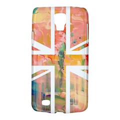 Union Jack Abstract Watercolour Painting Galaxy S4 Active
