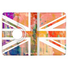 Union Jack Abstract Watercolour Painting Kindle Fire HDX Flip 360 Case
