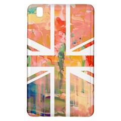 Union Jack Abstract Watercolour Painting Samsung Galaxy Tab Pro 8.4 Hardshell Case