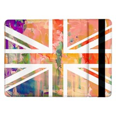 Union Jack Abstract Watercolour Painting Samsung Galaxy Tab Pro 12.2  Flip Case