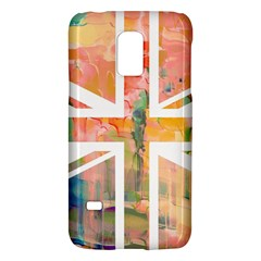 Union Jack Abstract Watercolour Painting Galaxy S5 Mini