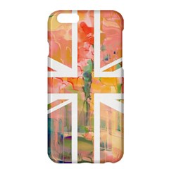 Union Jack Abstract Watercolour Painting Apple iPhone 6 Plus/6S Plus Hardshell Case