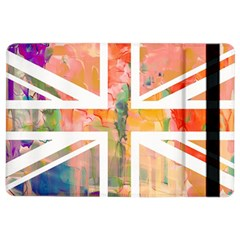 Union Jack Abstract Watercolour Painting iPad Air 2 Flip