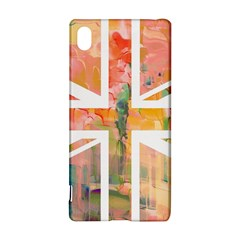 Union Jack Abstract Watercolour Painting Sony Xperia Z3+