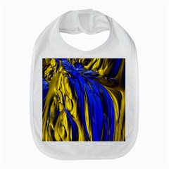 Blue And Gold Fractal Lava Amazon Fire Phone