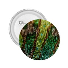 Colorful Chameleon Skin Texture 2.25  Buttons