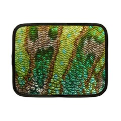 Colorful Chameleon Skin Texture Netbook Case (small)