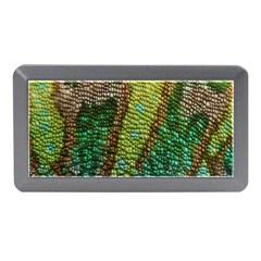 Colorful Chameleon Skin Texture Memory Card Reader (Mini)