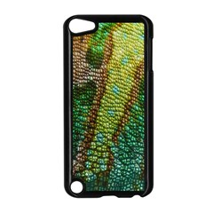Colorful Chameleon Skin Texture Apple Ipod Touch 5 Case (black)