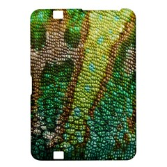 Colorful Chameleon Skin Texture Kindle Fire HD 8.9