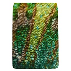 Colorful Chameleon Skin Texture Flap Covers (S)