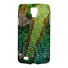 Colorful Chameleon Skin Texture Galaxy S4 Active
