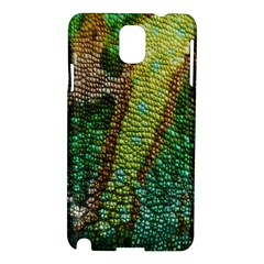 Colorful Chameleon Skin Texture Samsung Galaxy Note 3 N9005 Hardshell Case