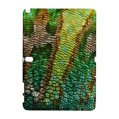 Colorful Chameleon Skin Texture Galaxy Note 1