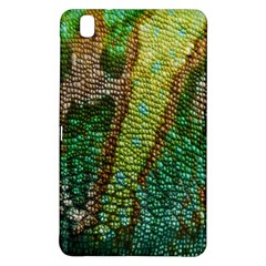 Colorful Chameleon Skin Texture Samsung Galaxy Tab Pro 8.4 Hardshell Case