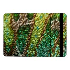 Colorful Chameleon Skin Texture Samsung Galaxy Tab Pro 10.1  Flip Case