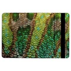 Colorful Chameleon Skin Texture iPad Air 2 Flip