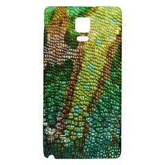 Colorful Chameleon Skin Texture Galaxy Note 4 Back Case