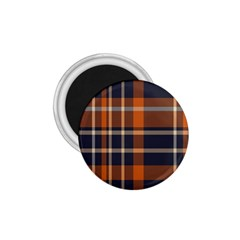 Tartan Background Fabric Design Pattern 1 75  Magnets