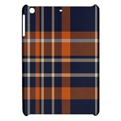 Tartan Background Fabric Design Pattern Apple iPad Mini Hardshell Case