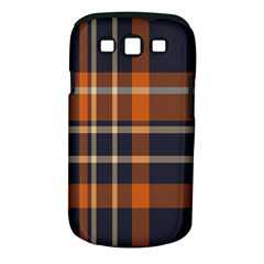 Tartan Background Fabric Design Pattern Samsung Galaxy S III Classic Hardshell Case (PC+Silicone)