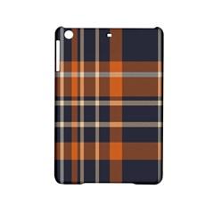 Tartan Background Fabric Design Pattern iPad Mini 2 Hardshell Cases