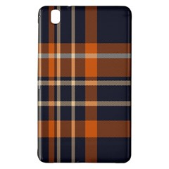 Tartan Background Fabric Design Pattern Samsung Galaxy Tab Pro 8.4 Hardshell Case