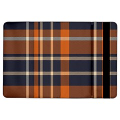 Tartan Background Fabric Design Pattern iPad Air 2 Flip