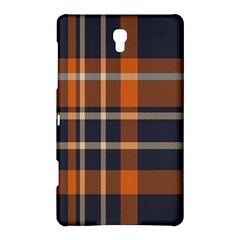 Tartan Background Fabric Design Pattern Samsung Galaxy Tab S (8 4 ) Hardshell Case