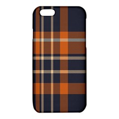 Tartan Background Fabric Design Pattern iPhone 6/6S TPU Case