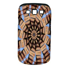 Manipulated Reality Of A Building Picture Samsung Galaxy S III Classic Hardshell Case (PC+Silicone)