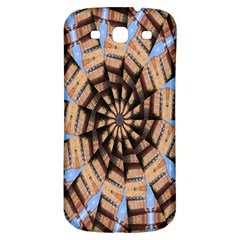 Manipulated Reality Of A Building Picture Samsung Galaxy S3 S III Classic Hardshell Back Case