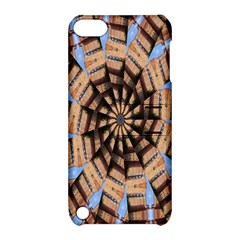 Manipulated Reality Of A Building Picture Apple iPod Touch 5 Hardshell Case with Stand