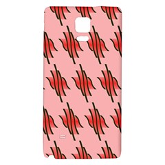 Variant Red Line Galaxy Note 4 Back Case