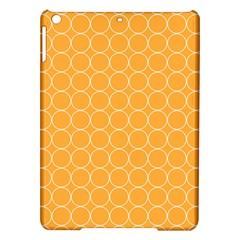 Yellow Circles Ipad Air Hardshell Cases