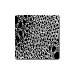 X Ray Rendering Hinges Structure Kinematics Circle Star Black Grey Square Magnet