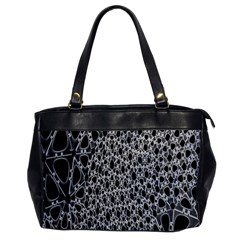 X Ray Rendering Hinges Structure Kinematics Circle Star Black Grey Office Handbags