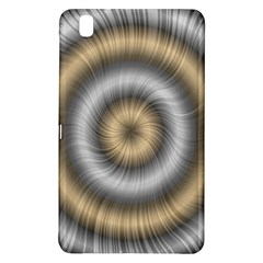 Prismatic Waves Gold Silver Samsung Galaxy Tab Pro 8 4 Hardshell Case