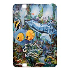 Colorful Aquatic Life Wall Mural Kindle Fire HD 8.9