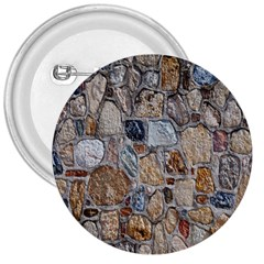 Multi Color Stones Wall Texture 3  Buttons