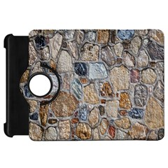 Multi Color Stones Wall Texture Kindle Fire HD 7