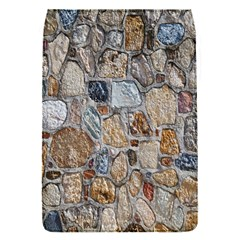 Multi Color Stones Wall Texture Flap Covers (S)